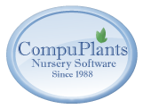 CompuPlants | Nursery Software Since 1988